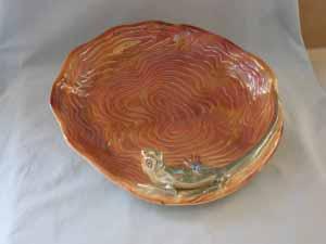 lizard platter