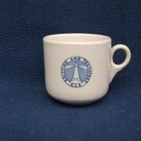 WW- BAdged ware -Cups -Demitasse