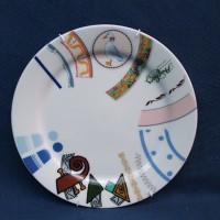 Salesmen plates